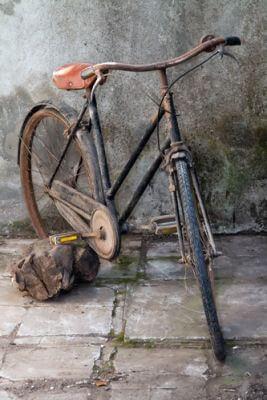 Fahrradkurbel montieren | Fahrrad Rost Haushalts Mittel