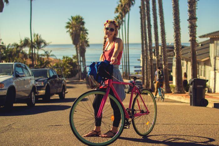 Einfache Fahrradtasche für Kinder nähen | Nähtalente